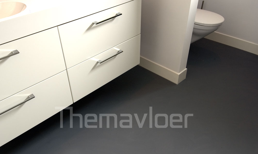 Gietvloer Pu Badkamer ~ Gietvloer badkamer
